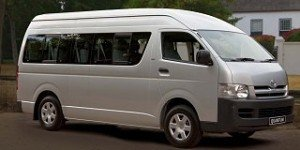 13-Seater Bus