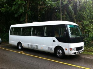 23-Seater Bus